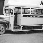 1946 Ford V8 bus