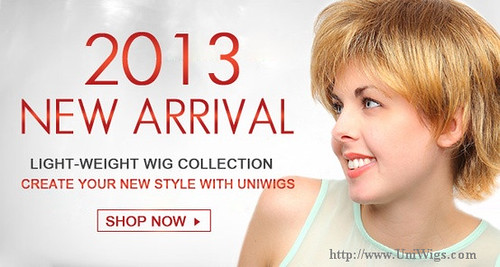 Uniwigs 2013 New Arrival light weight