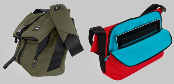 Crumpler Flock of Horror - Easy access to your tablet or iPad, plus it's a laptop bag!