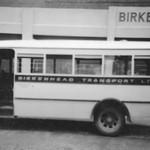 1936 Morris bus