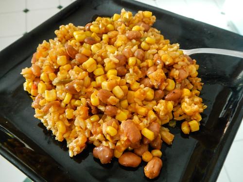 Southwestern Rice & Beans