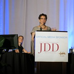 Dr.Taub speaks at JDD conference.