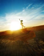CHILE:: Entre el sol y mis pensamientos :: photo by Nhoj Leunamme == Jhon Emmanuel