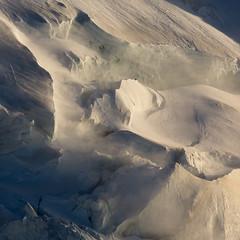 photo Mollier Guillaume / photo paysage / tempête de glace au pays du mont blanc photo by Mollier Guillaume