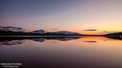 Loch Morlich Sunset photo by chuckrock123