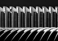 Patterns of light II photo by jefvandenhoute