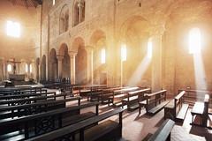 Abbazia di Sant'Antimo photo by Philipp Klinger Photography
