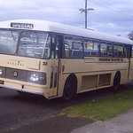 1973 Bedford YRQ bus - photo Mike Jarka