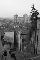 Lyon In The Morning Mist IV photo by Sophie Villerot