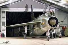 English Electric Lightning F.6 XS904 photo by BenSMontgomery