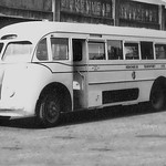 1952 Ford V8 bus - photo Neville Jarvis
