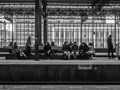 Quiet Conversation photo by Shotslot