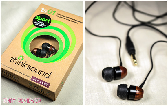 thinksound ts01 headphones in color black chocolate