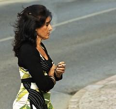 Woman smoking photo by pedrosimoes7
