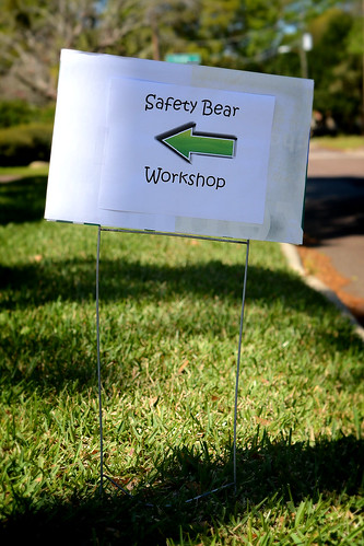 Safety Bears Workshop