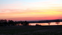Rutland Water at Sunset photo by Andy.Harper
