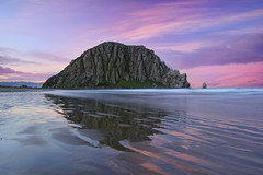 Morro Rock photo by Lee Sie