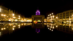Nottingham's Light Night 2013 photo by DaveKav