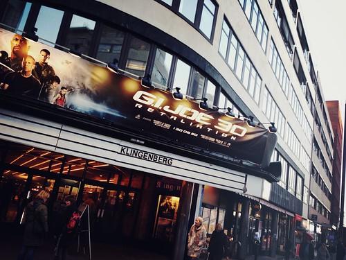 Klingenberg kino billetter