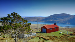 The Red Croft photo by Andrew Lockie