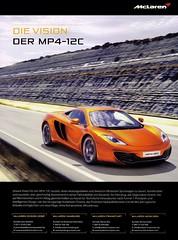 McLaren MP4-12C (2011) Die Vision photo by H2O74