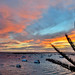 Formentera - Sunset at Estany Pudent - La Sabina Formentera