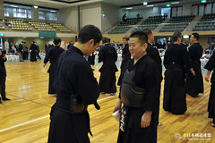 16th All Japan KENDO 8-DAN Tournament_563