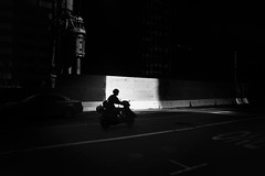 San Francisco scooter photo by sparth