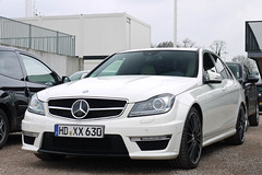 Mercedes-Benz C63 AMG photo by MauriceVanGestel Photography