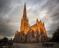 Warrington Parish Church photo by Shahid A Khan
