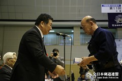 11th All Japan Kendo 8-Dan Tournament_137