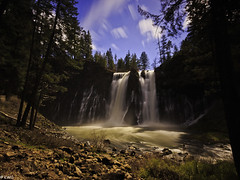 McArthur-Burney Falls Memorial State Park, Shasta County, California. photo by Kris Walkowski