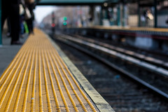 NYC Subway Tracks photo by drpavloff
