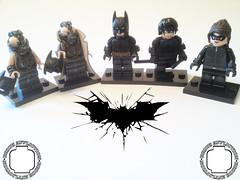 The Dark Knight Rises Brick Affliction Style photo by pecovam