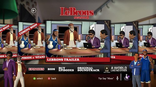 The LeBrons Season Two