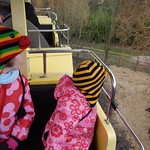 Up high on the monorail<br/>30 Mar 2013