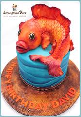 Painted Fish photo by Scrumptious Buns (Samantha)