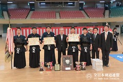 55th Kanto Corporations and Companies Kendo Tournament_029