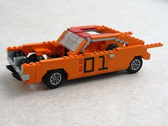 General Lee Work In Progress photo by Mad physicist
