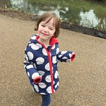 At Wisley to see the butterflies<br/>15 Feb 2015