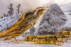 WINTER HOT SPRINGS photo by Sandy Stewart