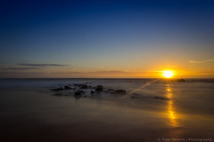 Nobby's Beach - Sunrise photo by Tam Church