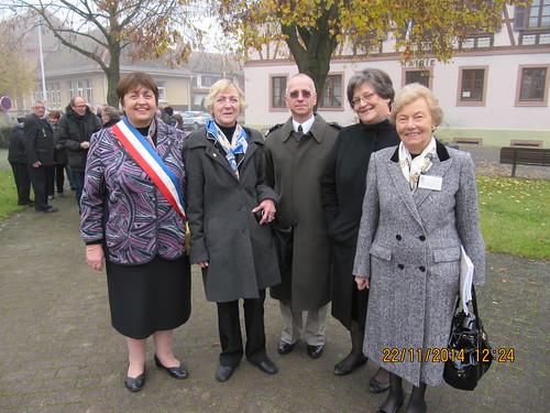 Herbsheim - Novembre 2014 - voyage mémoire ADFL - Marcel Sittler