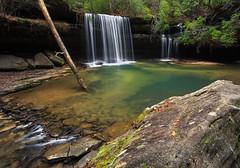 Upper Caney Creek Falls photo by pvarney3