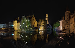 A Calm Night in Bruges photo by RobbieB88