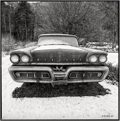 Ford Mercury Monterey 1958_Hasselblad photo by ksadjina