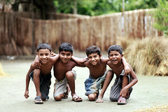 Celebrating Childhood photo by Abhijit Biswas OV