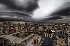 Buenos Aires con tormenta photo by karinavera