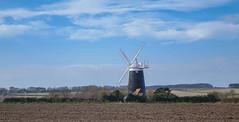 Cley Windmill norfolk photo by mayaplus