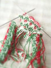 Knitting a sweater photo by ++ Jiajia ++